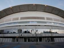 'Finale Champions League verplaatst naar Porto'