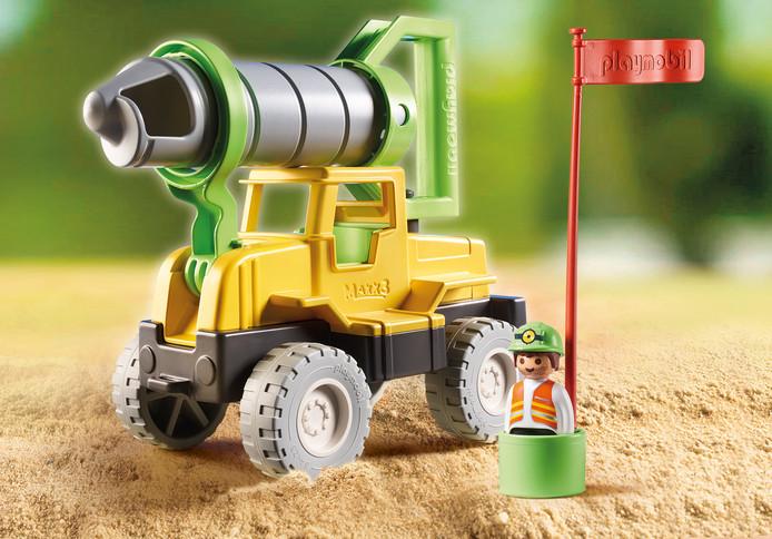 Pour faire des trous dans le sable.
