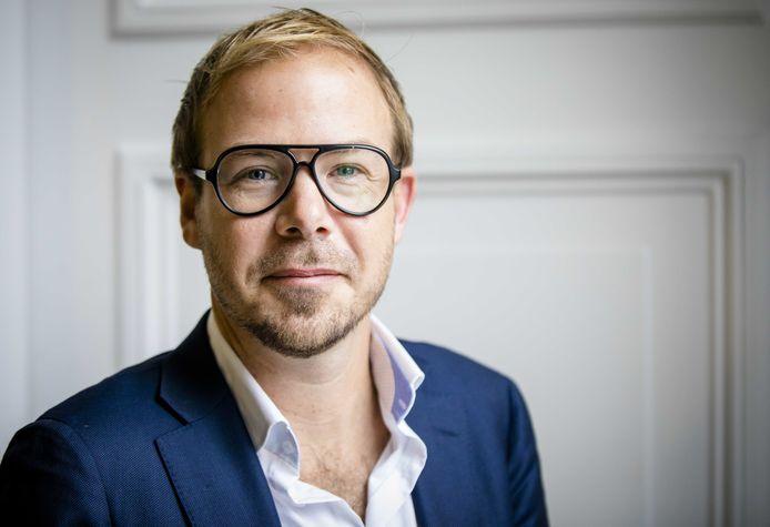 Gijs van Dijk, Tweede Kamerlid van de PvdA.