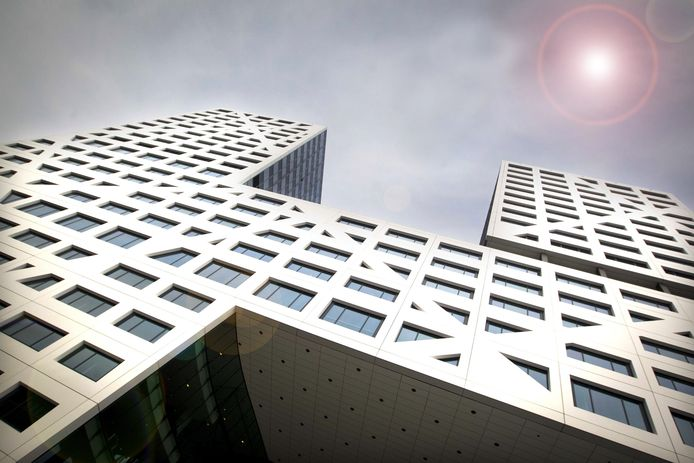 Stadskantoor Utrecht.