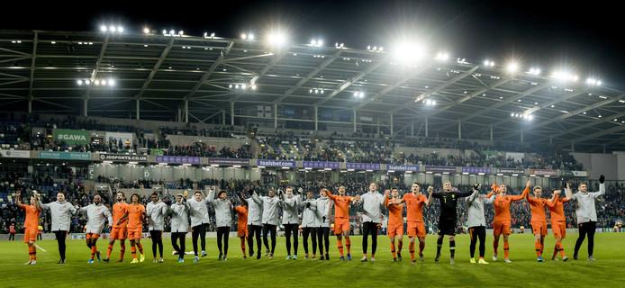Biddinghuizen heeft in juni zijn eigen voetbalteam tijdens duels van Oranje.
