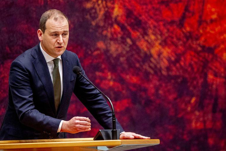 PvdA-voorman Lodewijk Asscher.  Beeld ANP