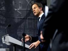Premier Rutte: respect voor opstappen Harbers
