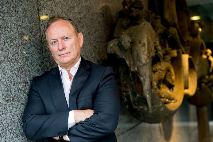 Jan Struijs, voorzitter van de Nederlandse Politiebond.