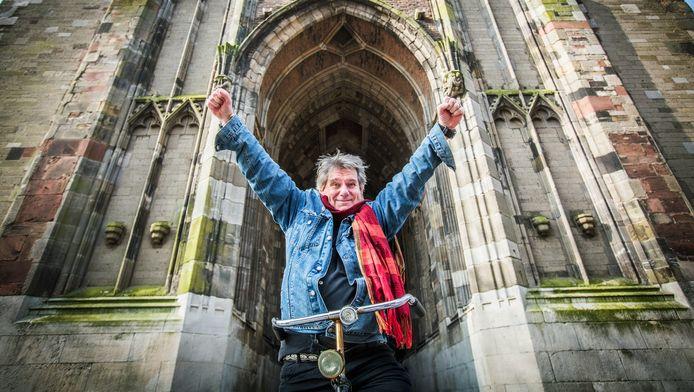 Jeroen Wielaert bij de Dom: 'Zonder mijn bevlogenheid en die twee bierviltjes was het er niet van gekomen.'