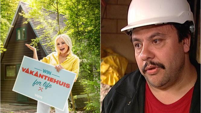Deze vijf duo's gaan de uitdaging aan in 'Vakantiehuis for life' en ook beruchte werfleider Sanchez maakt zijn comeback