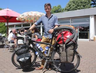 Aalstenaar fietst (net geen) 7.000 km voor het klimaat
