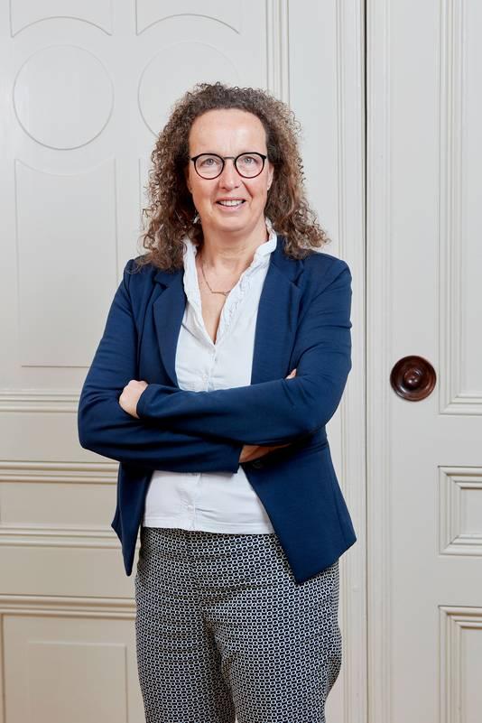 Marian de van der Schueren, de eerste, officiële hoogleraar diëtetiek van Nederland.