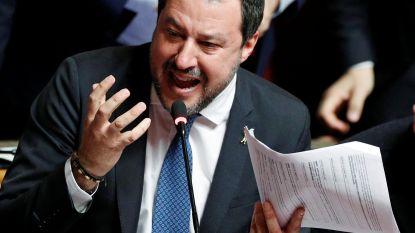 Italiaanse Senaat heft onschendbaarheid Salvini op na beschuldigingen van illegaal vasthouden van migranten
