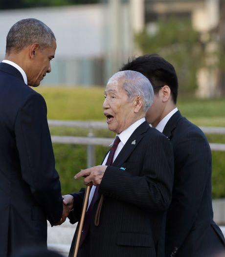 Bekende Hiroshima-overlevende en activist overleden