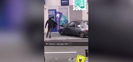 """""""Un vrai casse de pieds nickelés"""": ils tentent de braquer une banque avec une voiture-bélier trop fragile"""