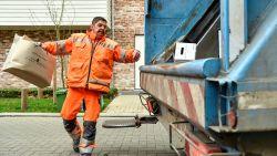 """In 2022 zal één afvalwagen in 15 Limburgse gemeenten alle huisvuil ophalen: """"Gezinnen kunnen meer afvalsoorten gewoon aan de voordeur aanbieden"""""""