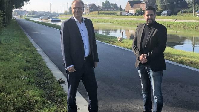 Verkeersregels aangepast aan Sas van Ruisbroek: fietsers hebben niet langer voorrang
