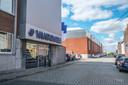 Weefgetouwenproducent Vandewiele is gevestigd in de Michel Vandewielestraat in Marke.