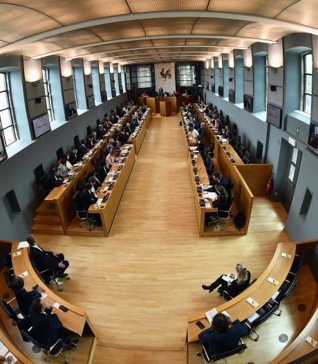 Les nouveaux parlementaires wallons ont prêté serment