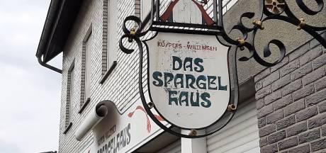 De faam van de asperges van Spargelhaus Kessel reikte tot ver over de grens, nu valt het doek