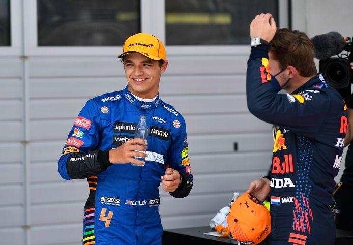Lando Norris en Max Verstappen zitten bij een topteam, maar de aanwas
