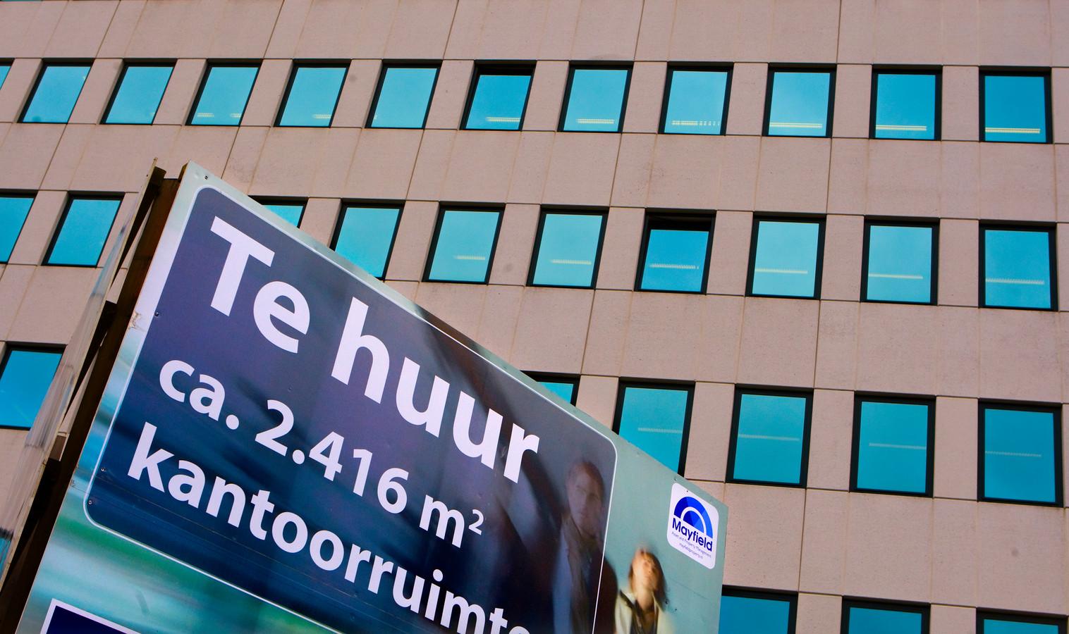 Veel kantoorruimte te huur in Amsterdam Zuidoost.