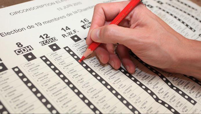 Le vote électronique sera exclu en Wallonie, mais uniquement dans la région de langue française.