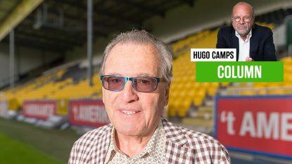 """Hugo Camps: """"Ik ken er die voor minder in het gevang zitten. Vijftig jaar clubgeschiedenis verbrast aan spookverhalen"""""""