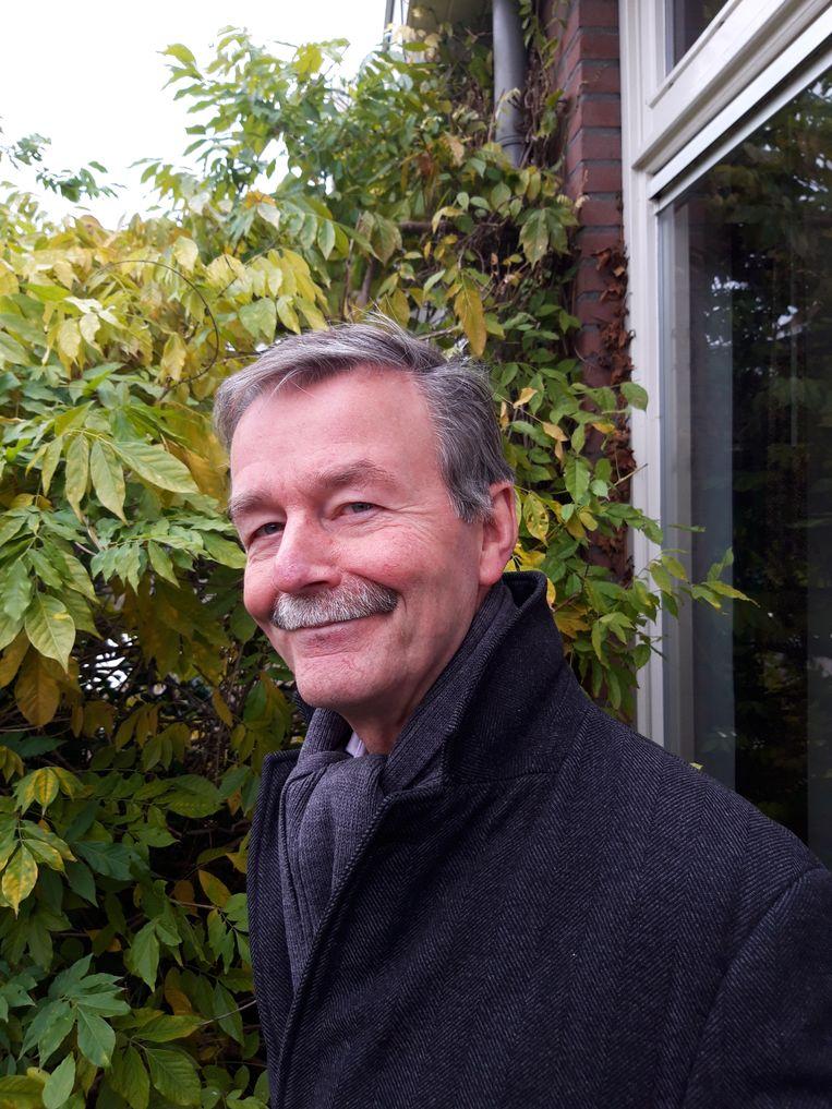 Historicus Jan van Muilekom. Beeld