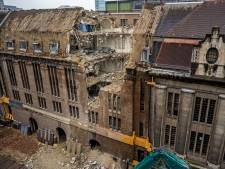 Boosheid om gedeeltelijke sloop oude postkantoor: 'Rotterdam maakt af wat de Duitsers zijn begonnen'
