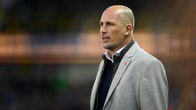 """Clement uiteraard tevreden met driepunter tegen KV Kortrijk: """"Een heel positieve avond"""""""