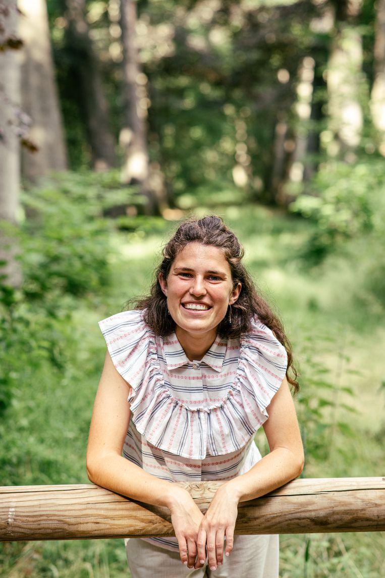 Eline Van Reeth. Beeld Tine Schoemaker