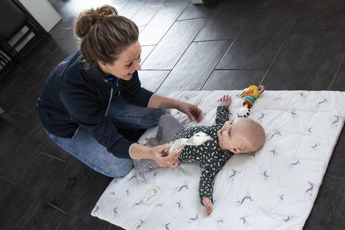 'Veel ouders geven aan dat zij niet op de hoogte zijn van het feit dat er gespecialiseerde kinderfysiotherapeuten zijn.'