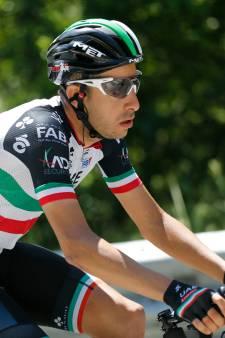 Dumoulin komt ook Aru tegen in Giro