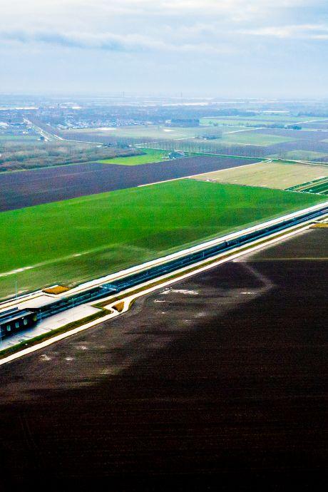 Commotie rond mogelijk nieuw spoor in Hoeksche Waard: 'Zij willen van herrie af, dus droppen ze die trein hier'