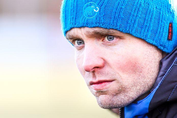 Trainer Kasper Vullings.