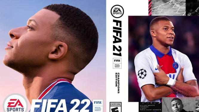 Mbappé siert voor tweede jaar op rij cover van FIFA en gaat daarmee Messi en Ronaldo achterna