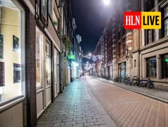 LIVE. Nederlandse regering houdt vast aan avondklok - 1 op de 5 besmettingen vastgesteld bij kinderen en tieners
