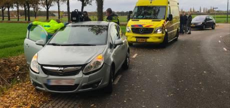 Kind gewond bij botsing tussen drie auto's in Bergeijk