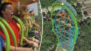 Dit is de hoogste, snelste en gekste rollercoaster die je ooit hebt gezien