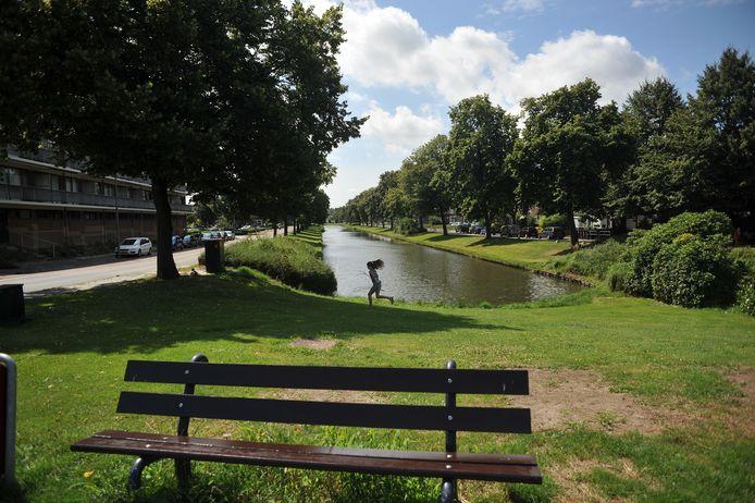 De Viottakade in Dordrecht.