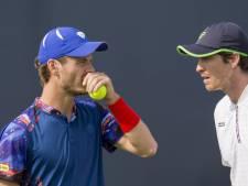 Koolhof en Daniell onderuit in finale in dubbelspel