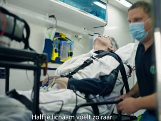 """Ziekenhuizen lanceren beroertelied 'Wees snel': """"Herken symptomen en handel meteen"""""""
