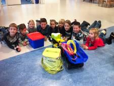 Speelgoed voor basisschool De Klepper in Luyksgestel
