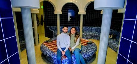 Jonge ondernemers toveren hamam om tot spa: 'We zijn een unieke toevoeging aan Dordrecht'