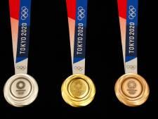 Medaillespiegel Tokio: Nederland na twee dagen op twee plakken