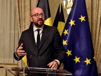 """Michel: """"Ik vertrek in naam van de regering. Twee staatssecretarissen zullen drie N-VA-ministers vervangen"""""""