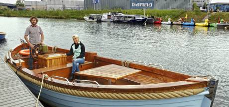 Massaal met bootjes het water op in Den Bosch: 'Mensen zijn wel klaar met de bossen'
