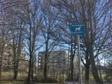 Erasmusweg ook gevaarlijk voor honden op uitlaatveld
