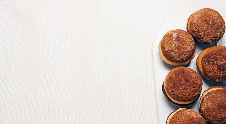 Appelstroopbollen Beeld Yvette van Boven