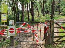 Boswachters woedend om negeren wandelverbod: 'Het is te gevaarlijk, hoe kun je dat niet zien?'
