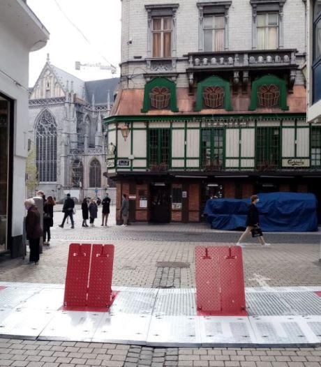 Voici le nouveau dispositif liégeois pour sécuriser le centre-ville