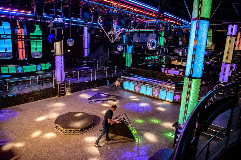 Dancing Dieka in Markelo mag zaterdag weer open.