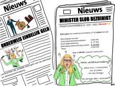 'Hoe is het mogelijk dat WereldKidz van extraatje van 1,2 miljoen euro nog geen kwart overhoudt?'